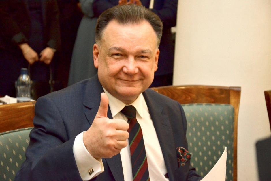 Marszałek Adam Struzik będzie zarabiał 12,5 tys. zł