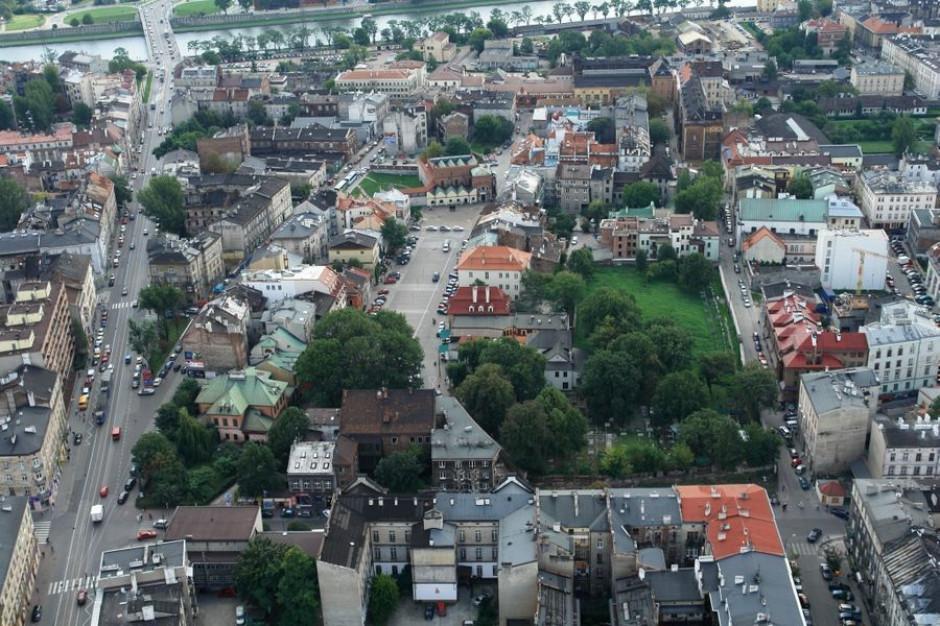 Na krakowskim Kazimierzu będzie strefa czystego transportu