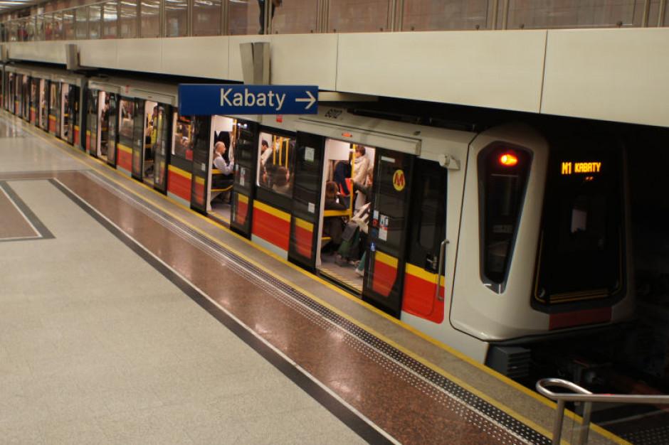 Warszawa: Tu powinny powstać nowe linie metra