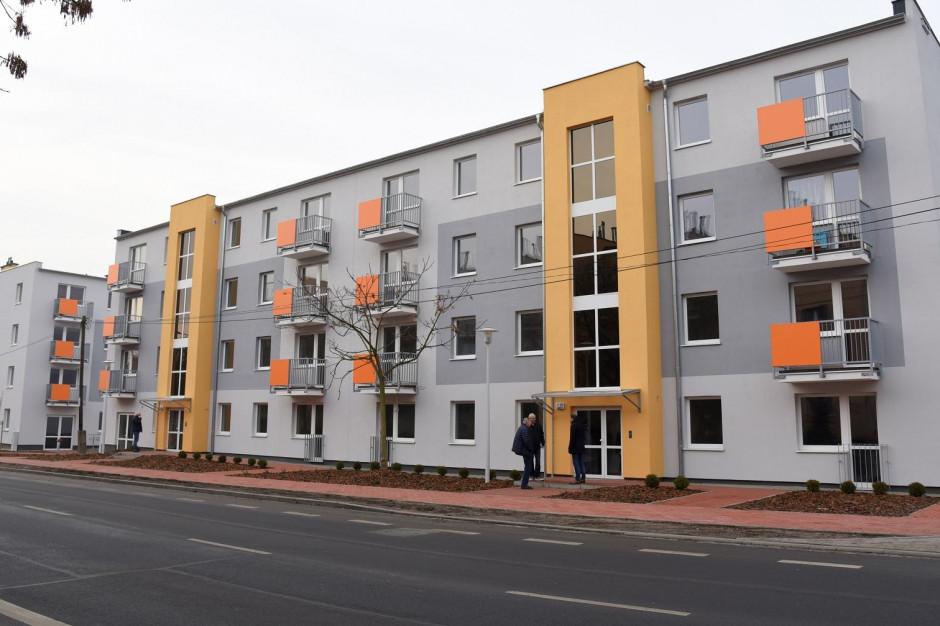 Poznań wybudował mieszkania komunalne
