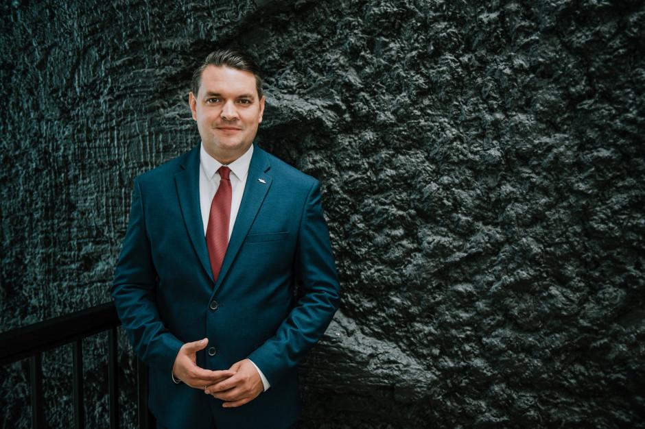Marcin Bazylak, prezydent Dąbrowy Górniczej, o smogu i wyzwaniach kadencji 2018-2023