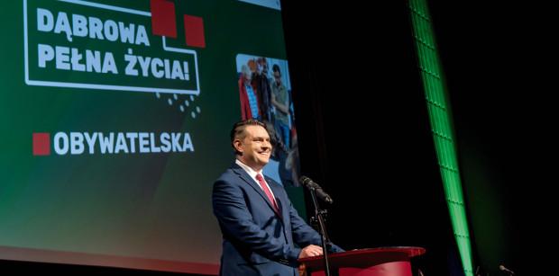 Nieszczęśliwie, bo w sposób nakazowy, odgórnie narzucono wszystkim miastom w Polsce identyczną formułę budżetów obywatelskich - mówi Marcin Bazylak (fot. mat.pras.)