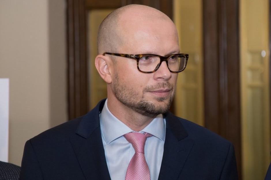 Jakub Mazur nowym wiceprezydentem Wrocławia
