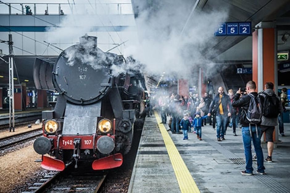 Z projektu Małopolskie Szlaki Turystyki Kolejowej skorzystało ponad 10 tysięcy osób