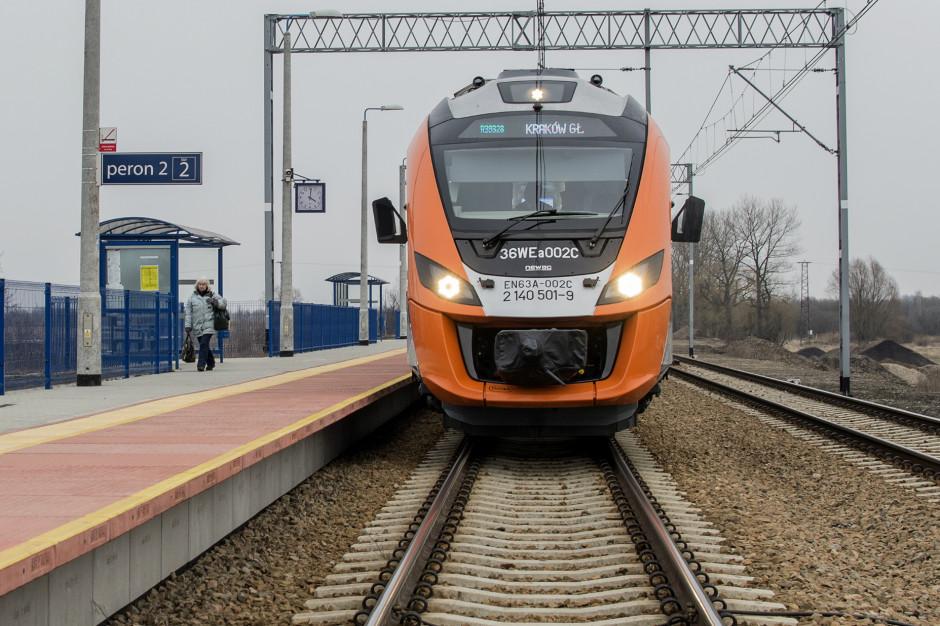Program Dla Śląska - kolejne umowy na modernizacje linii kolejowej z Goczałkowic do Zabrzegu
