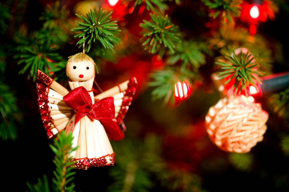 """Wystawa """"Boże Narodzenie na Mazowszu"""" w skansenie w Sierpcu"""