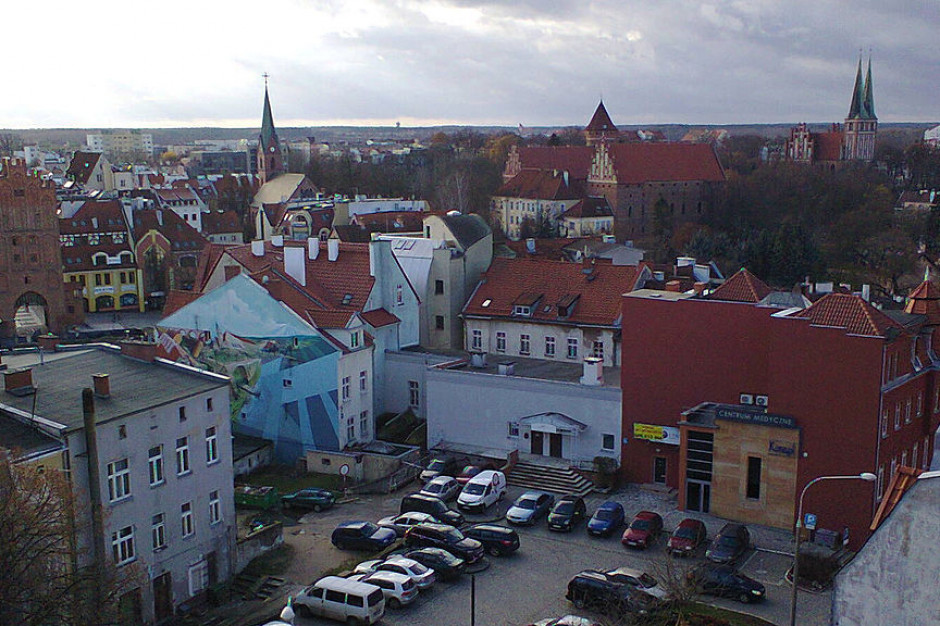 Remont bloku z mieszkaniami socjalnymi w Olsztynie