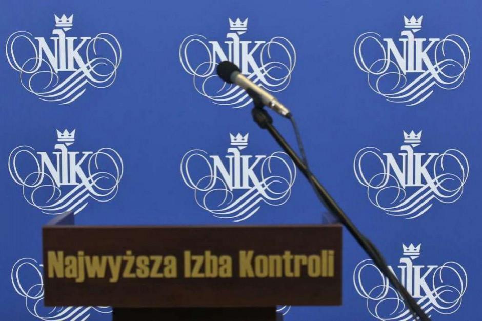 NIK opublikowała plan pracy na 2019 r. (fot.nik.gov.pl)