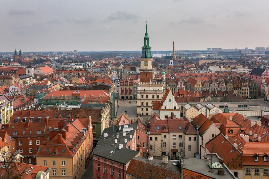 W centrum Poznania nie będzie wielkich reklam? Ruszają konsultacje projektu uchwały krajobrazowej
