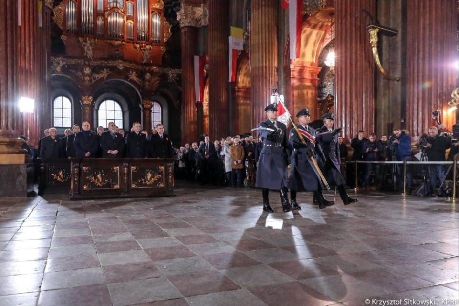 Prezydent, premier, marszałek na uroczystości z okazji 100 rocznicy wybuchu powstania wielkopolskiego
