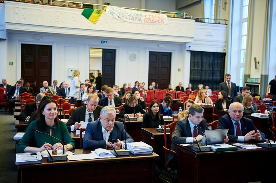fot. Facebook - Rada Miejska w Łodzi