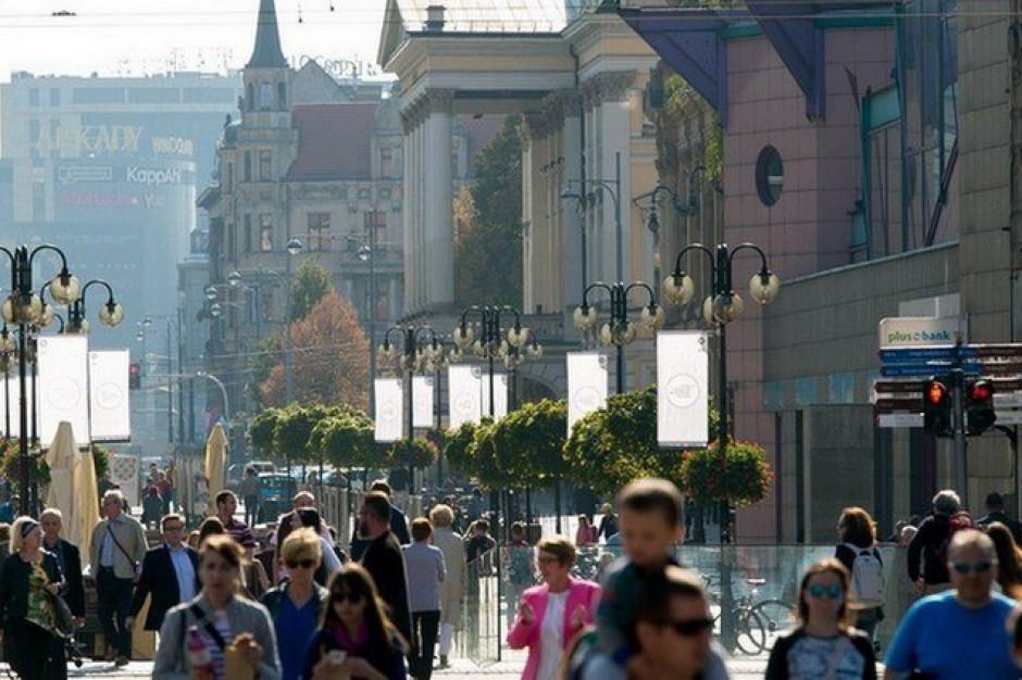 Przyciągają turystów i biznes. Oto najbardziej prestiżowe ulice polskich miast