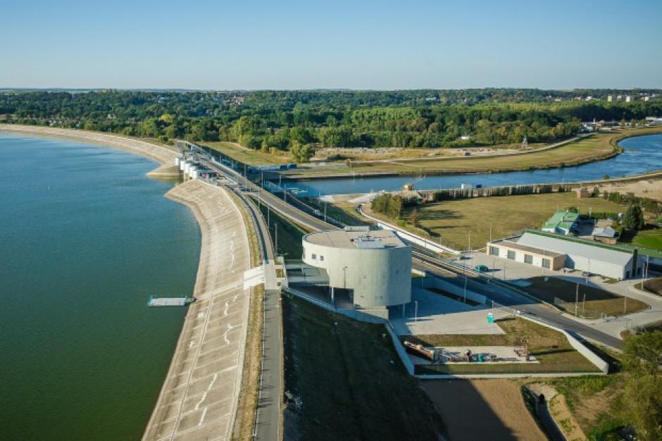 Rząd pracuje nad programem retencji. Ma być gotowy w 2020 r. Zdjęcie ilustracyjne, zbiornik wodny Nysa (fot. mat. prasowe)