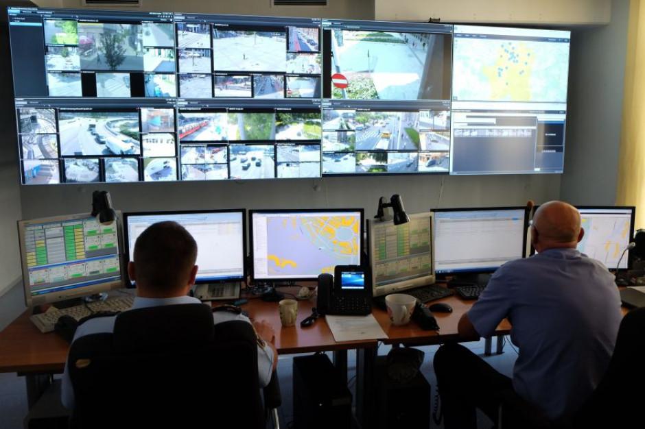 Inteligentny monitoring wykrywa zagrożenie. Science fiction powoli staje się rzeczywistością w miastach