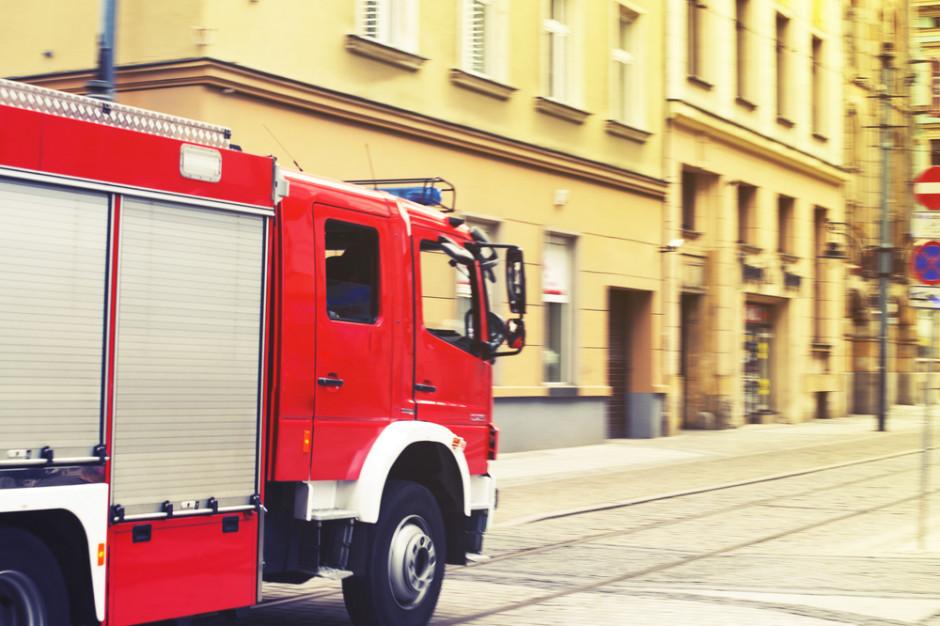 Strażacy podsumowali noc sylwestrową: wyjątkowo tragiczna i niespokojna