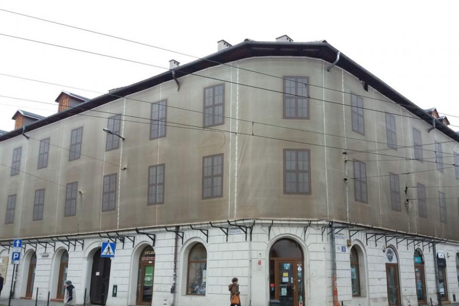 Jest pozwolenie na rewitalizację budynku, w którym ma się mieścić Biblioteka Kraków