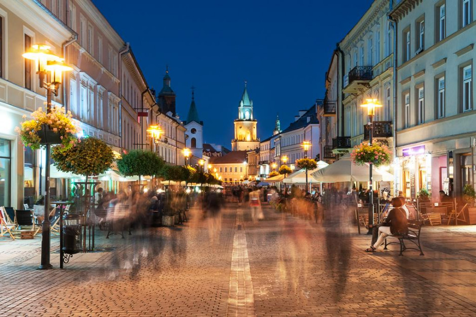 13 lat budują parking podziemny. Lublin żąda 4 mln kary od firmy