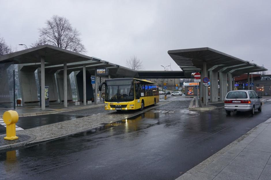 W Katowicach powstało pierwsze centrum przesiadkowe