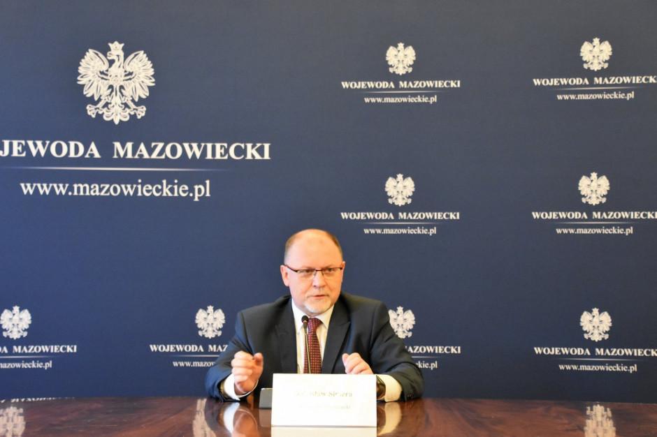 Organizacja pogotowia na Mazowszu bez poważnych zmian