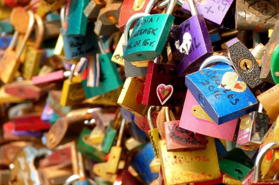 Bydgoszcz szuka miejsca na kłódki zakochanych