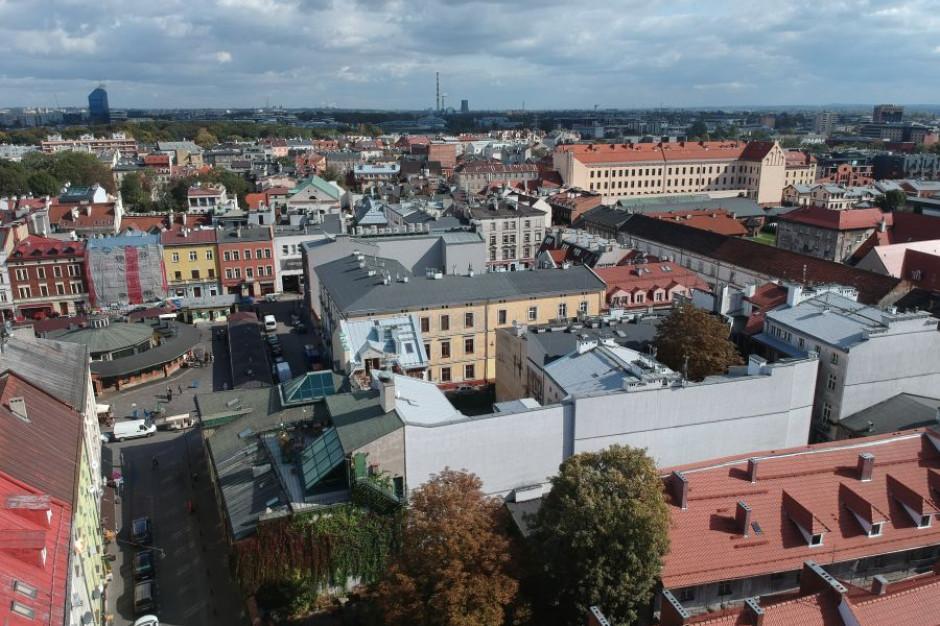 Rusza strefa czystego transportu na Kazimierzu w Krakowie