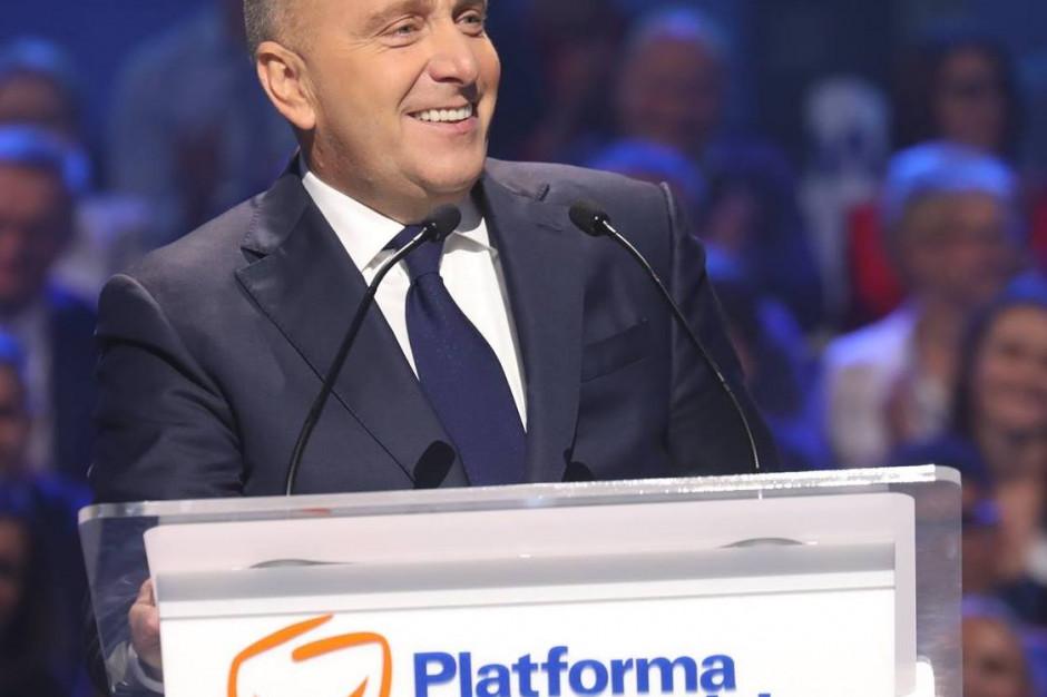 Schetyna: jeśli opozycja zacznie dzielić teki, to nie wygra wyborów