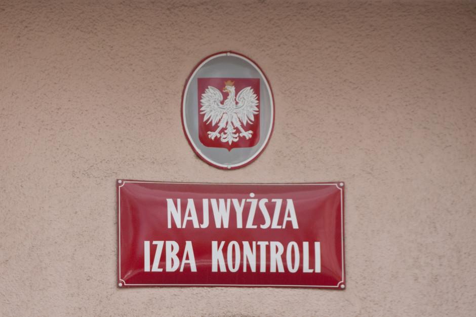 NIK skontroluje instalacje MBP i Wody Polskie