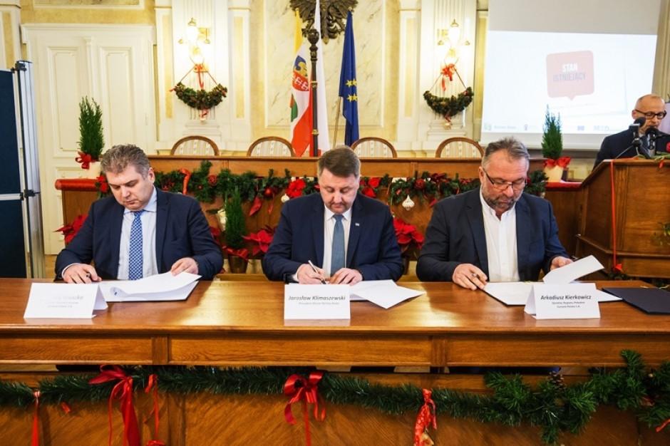 Umowa na przebudowę newralgicznej arterii w Bielsku-Białej podpisana