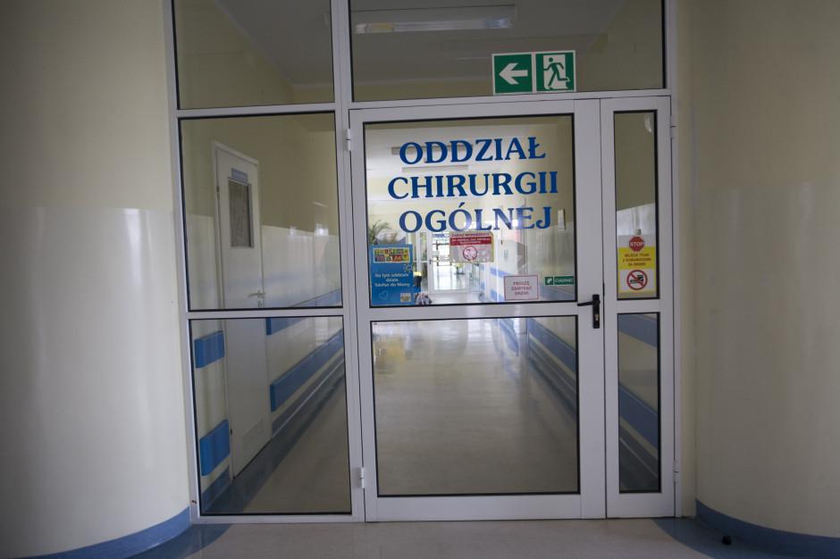 Zakaz odwiedzin w szpitalach w Ostrołęce i Makowie Mazowieckim