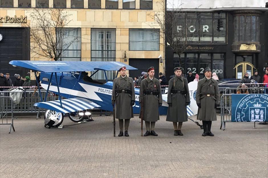 Poznań: wojsko uczciło stulecie zdobycia lotniska w Ławicy