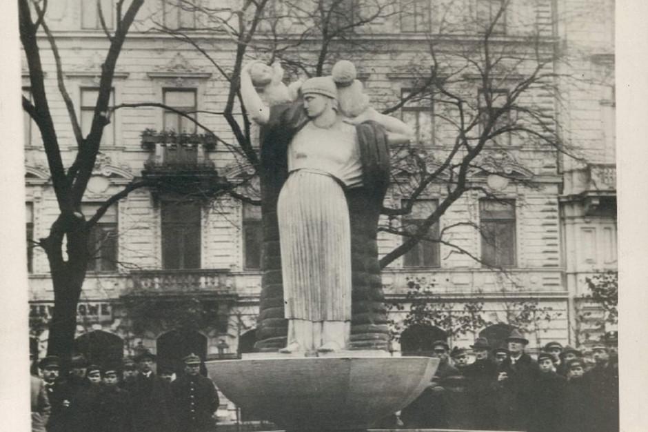 Pomnik Wdzięczności Ameryce znów stanie w Warszawie? Radni dostali list