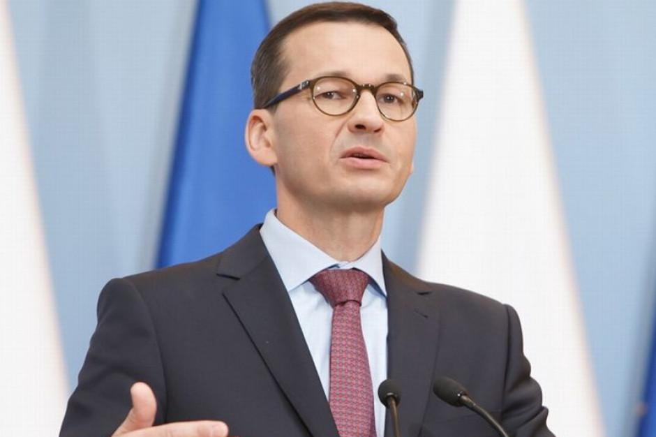Mateusz Morawiecki: służby robią wszystko, by ustalić przyczyny tragedii w Koszalinie