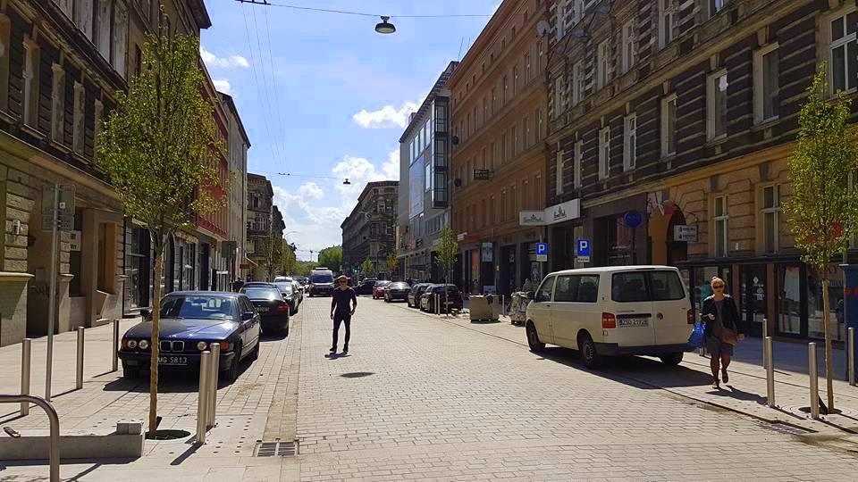 Celem działań ZDiTM było m.in. podniesienie bezpieczeństwa pieszych (fot. UMS)