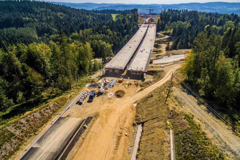 Szkielet autostrad i dróg ekspresowych na ukończeniu. Via Carpatia wśród najważniejszych drogowych inwestycji