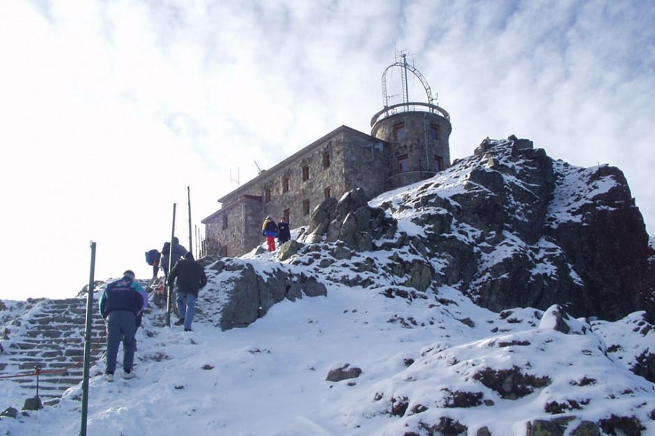 Tatry: 220 cm śniegu na Kasprowym