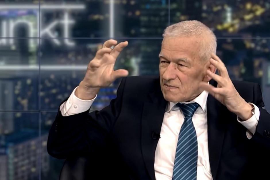 Kornel Morawiecki: forma protestów nauczycieli jest demoralizująca