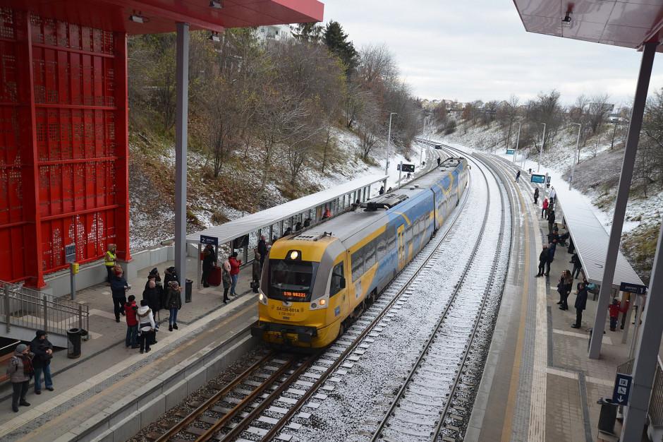 Pomorska Kolej Metropolitalna z rekordową liczbą pasażerów