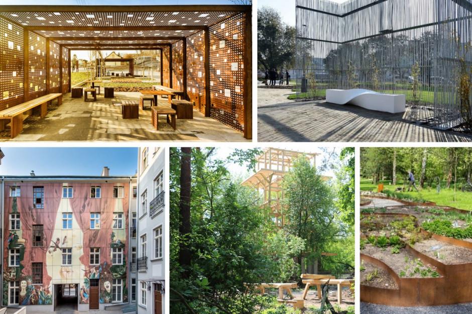 Która przestrzeń publiczna w Polsce zasługuje na nagrodę?