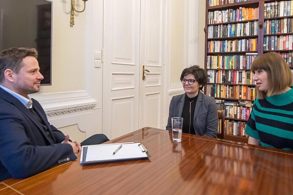 Grażyna Wolszczak wycofała pozew smogowy przeciwko Warszawie