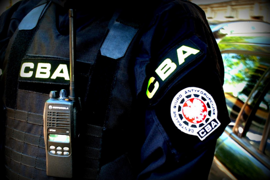 CBA w Urzędzie Miasta w Środzie Śląskiej