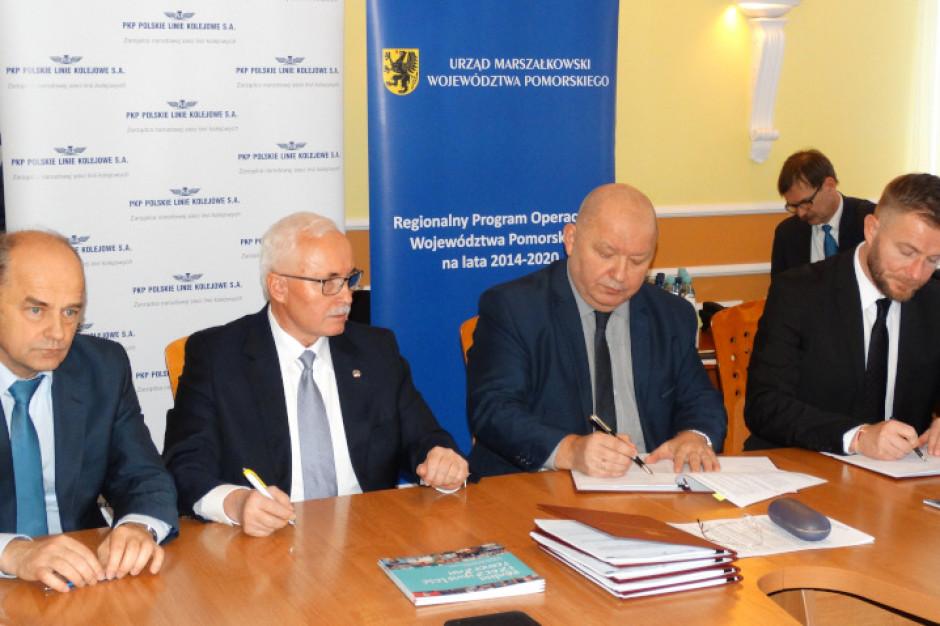 Będzie dokumentacja techniczna dla sześciu linii kolejowych na Pomorzu