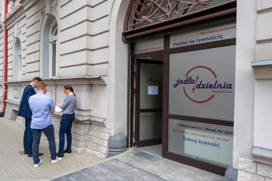 Pierwsza w Białymstoku jadłodzielnia będzie działać także w tym roku