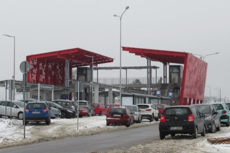W styczniu będzie gotowy węzeł przesiadkowy przy stacji PKM Gdańsk Rębiechowo