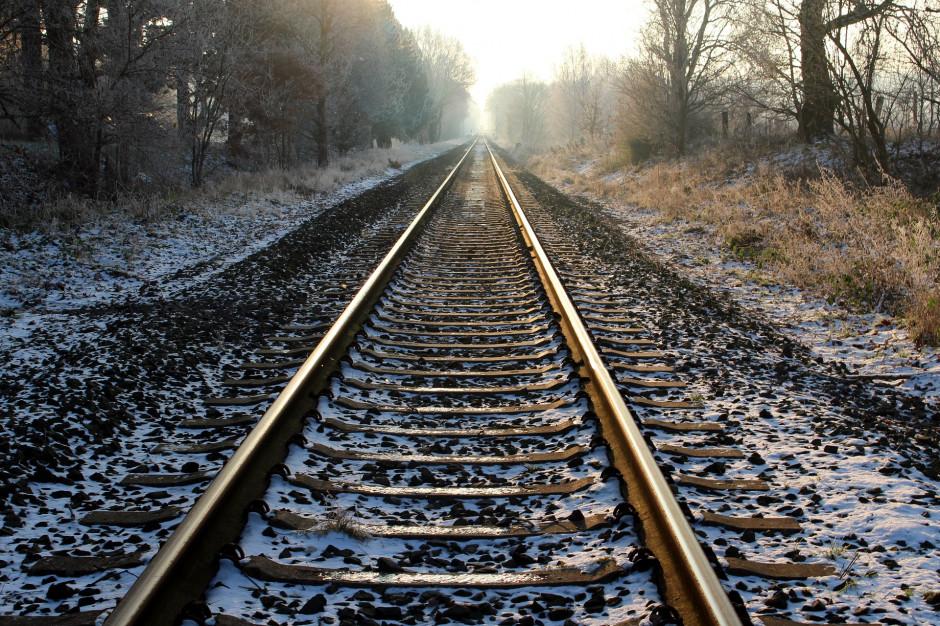 Nowe tory kolejowe na trasie Olsztyn - Działdowo