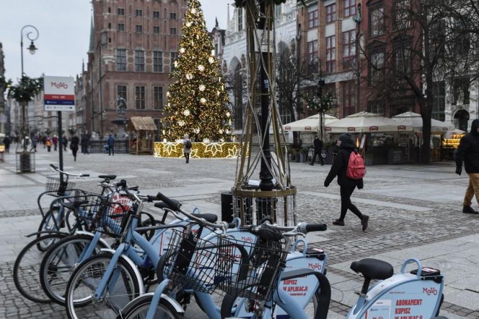 Pierwsze rowery metropolitalne już w Gdańsku
