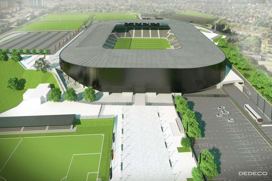 Szczecin walczy o stadion. Inwestycja to koszt ponad 261 mln zł
