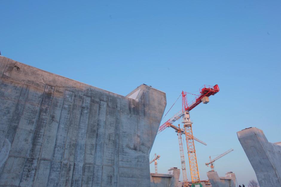 Rusza budowa tymczasowego mostu w Obornikach