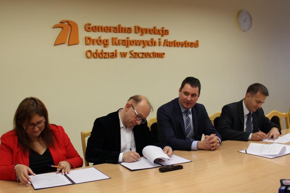 Podpisano umowę na dokumentację i badania geologiczne dla obwodnicy Szczecina