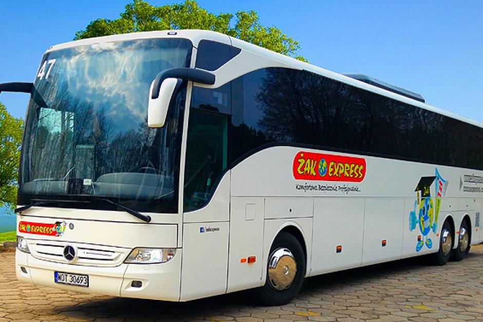 Żak Express w systemie rezerwacji FlixBus