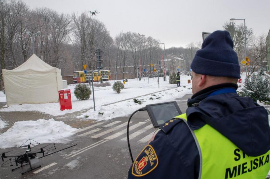 Straż Miejska w Warszawie zbroi się do walki ze smogiem